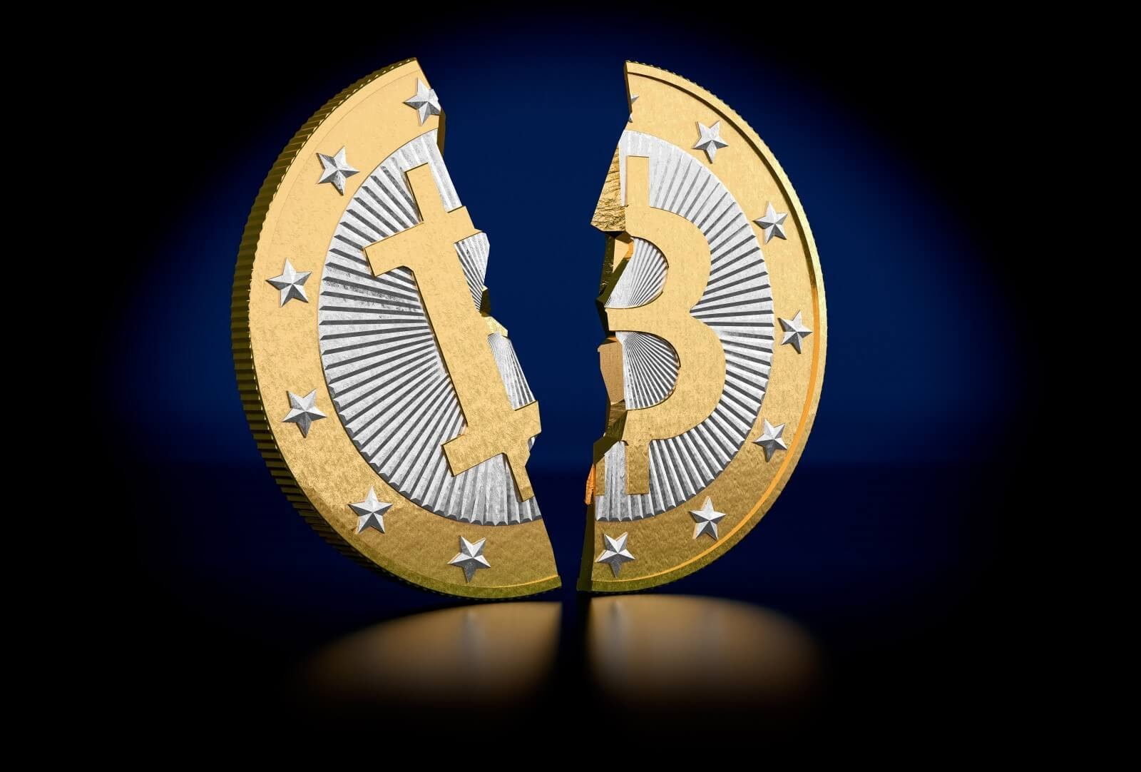 logic of bitcoin halving